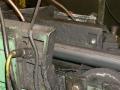 Long range opposed sensor in pipe making application